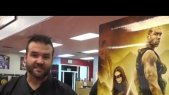 Original Red Ranger Austin St. John Promotes the Black Salt Movie Short DVD!