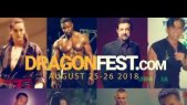 Stars Galore at Dragonfest 2018