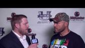 U of MMA Backstage Interview: Randy Couture (Fight Night 2, 5/19/13, Los Angeles, CA)