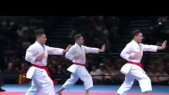 Finals World Karate Championships   Morning Sunday 9th November 2014