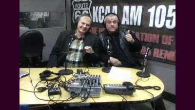 KCAA: Kickin' It with Dan and Ed Radio Show 15