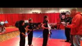 Nassim Young Dragon Extreme Form Competition in Atlantic City 1/24/2014