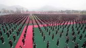 Largest Wing Chun Display - Guinness World Records