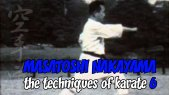 Masatoshi Nakayama: The Techniques of Karate Part 6