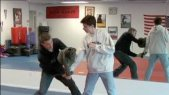 How to Defend Yourself with a Jacket or Hoodie : How to Use Hoodie to Defend Knife Slice