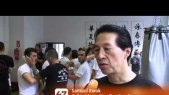 Samuel Kwok at Wing Chun School Duisburg Germany