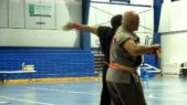 Shidoshi Ron Van Clief - Chinese Goju/Aiki Jitsu Demo, St. Thomas, Virgin Island