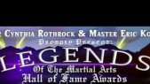 Grandmaster Cynthia Rothrock: Legends of the Martial Arts Hall of Fame 2013