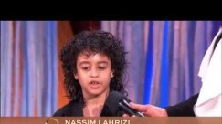 Nassim Young Dragon AMXMA DEMO at The Queen Latifah Show 3/4/2014