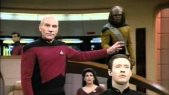 Handling Rejection: Worf gets DENIED again and again on Star Trek TNG