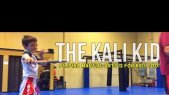 The Kali Kid | 7 Year Old Filipino Martial Arts Demo Kids Woodbridge