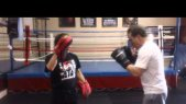 Sensei Benny The Jet Urquidez working with Dave Kovar at TKC Part 2